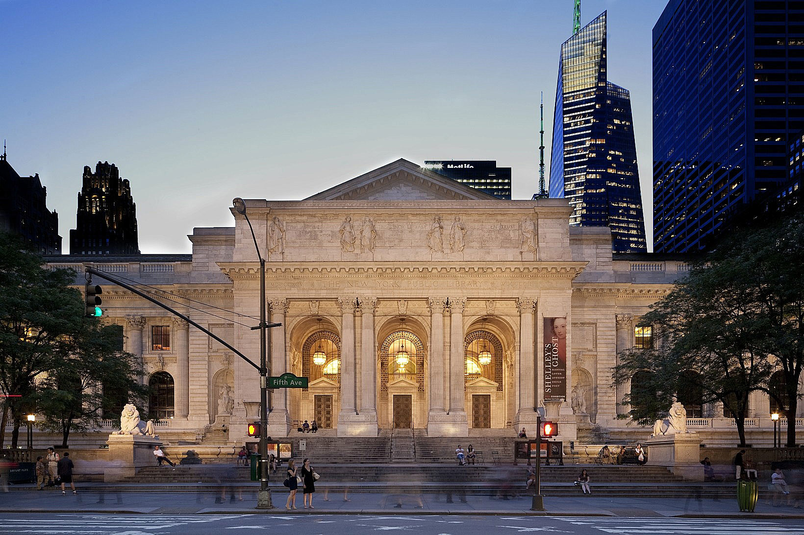 Beamer gross  eur erco new york public library stephen a schwarzman building image 1 8