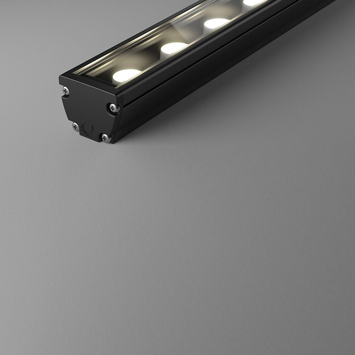 Max Mini IP, Compact, Medium Power Linear Floodlight for Outdoor Applicatiions 33W