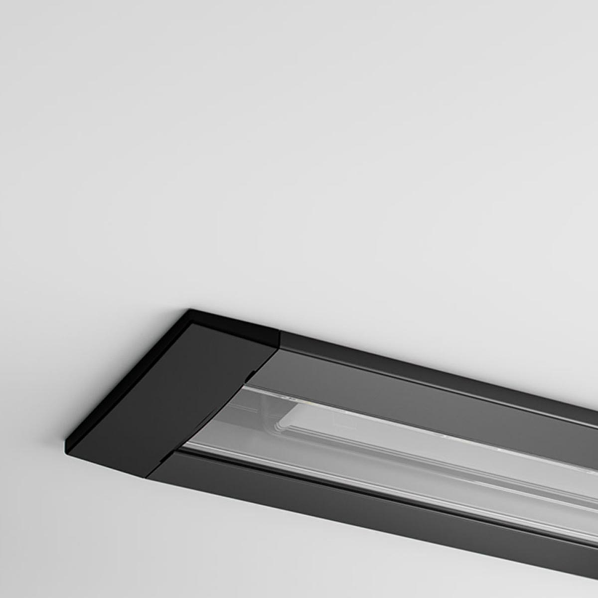 Mira - High Power Linear Recessed Luminaire with Optical Control 60W