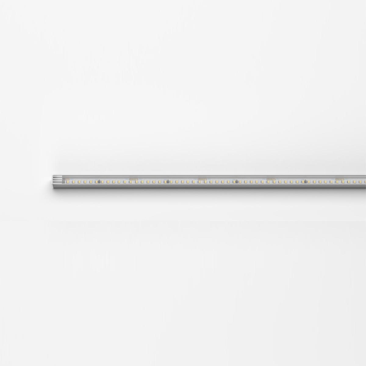 Slim - Ultra Compact LED Strip with Homogeneous Light Output (7W or 14W)