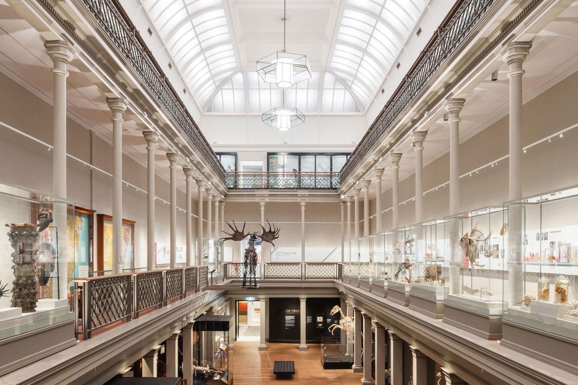 Australian Museum, Westpac Long Gallery