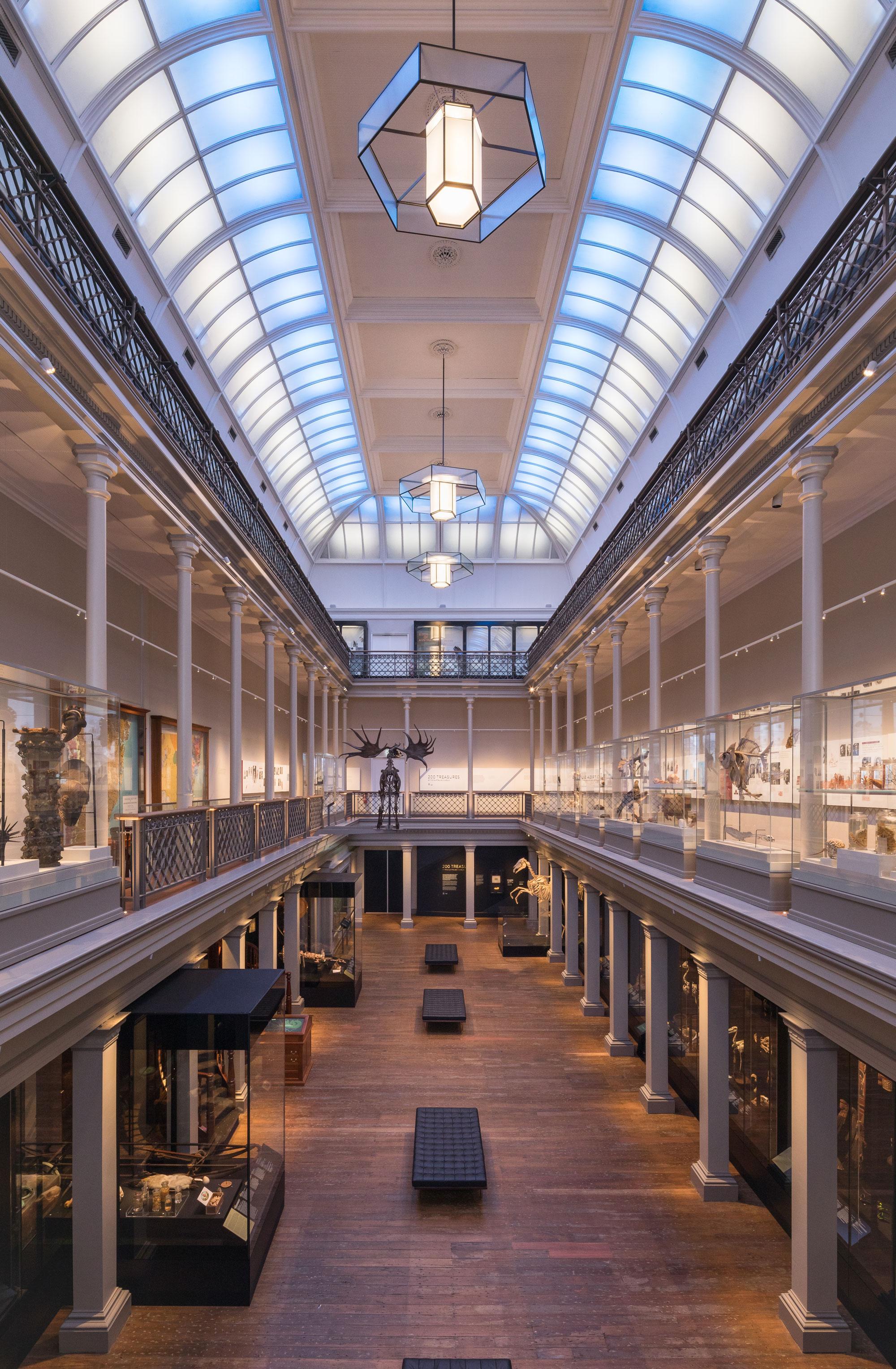 Australian museum long gallery 00003