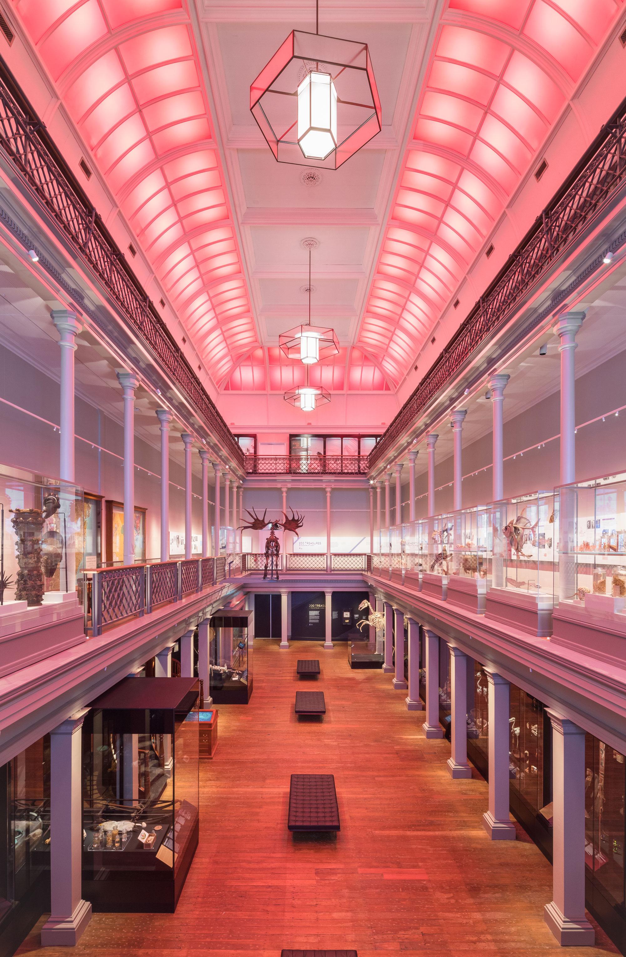 Australian museum long gallery 00006