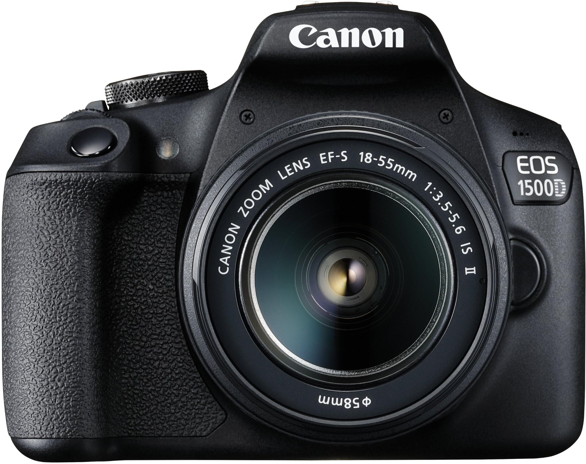 JB Education | Canon EOS 1500D DSLR Camera with 18-55mm Lens