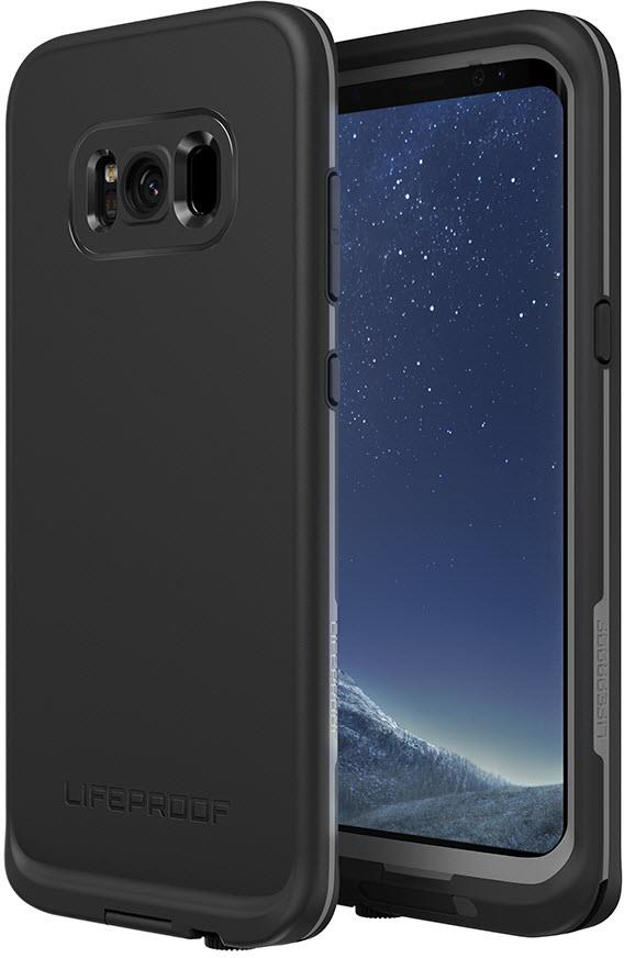 100% authentic 05871 05544 JB Education | Lifeproof Fre Case for Samsung Galaxy S8 Plus (Black)