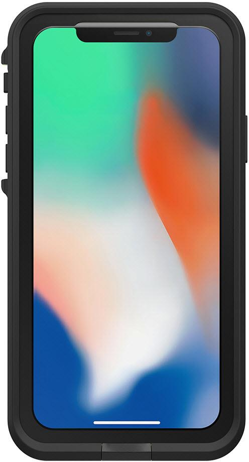 reputable site 7c9f2 500a9 JB Education   LifeProof FRE Case for iPhone X (Night Lite)
