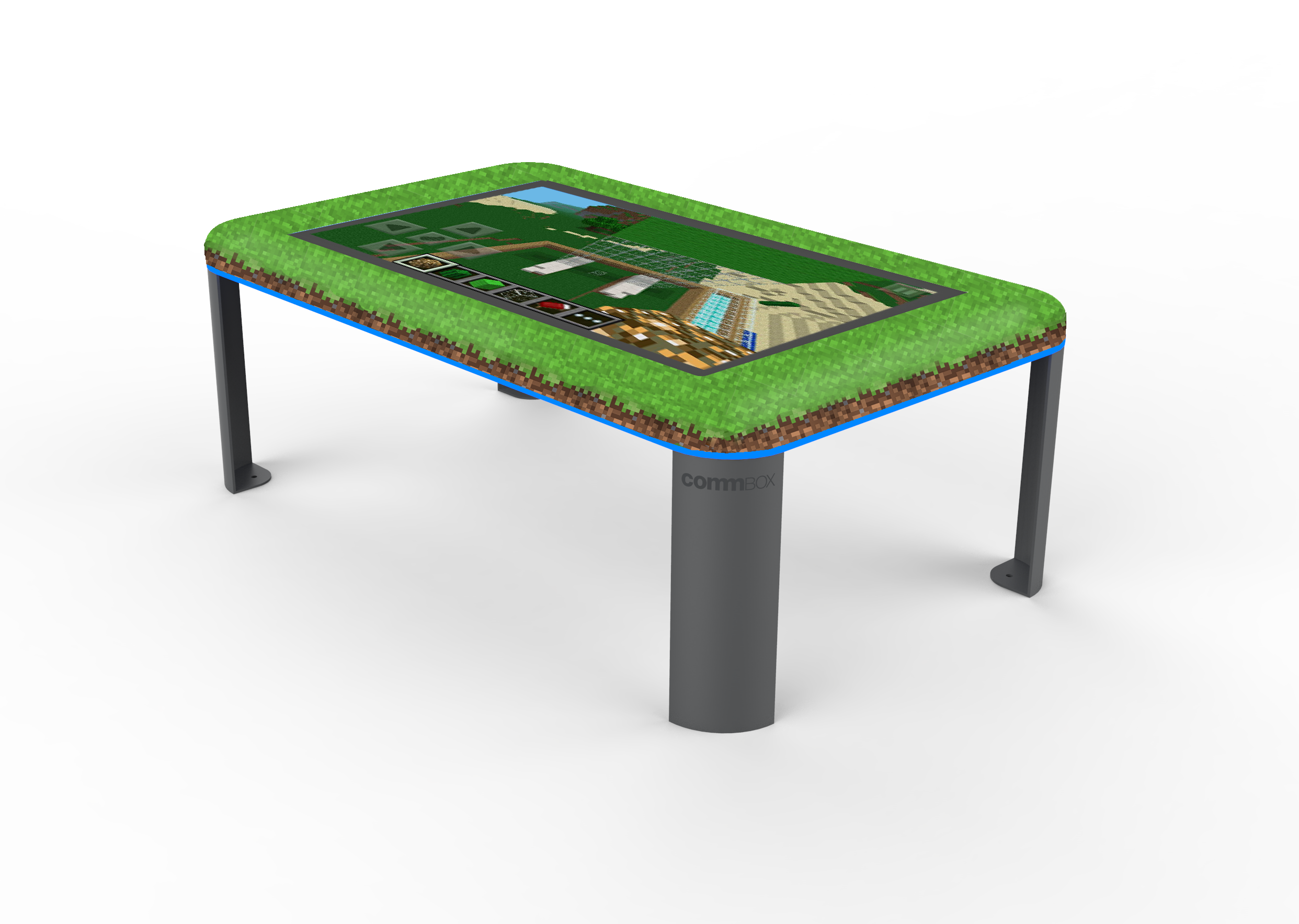 Jb hi fi education solutions commbox interactive minecraft table 32s package geotapseo Gallery