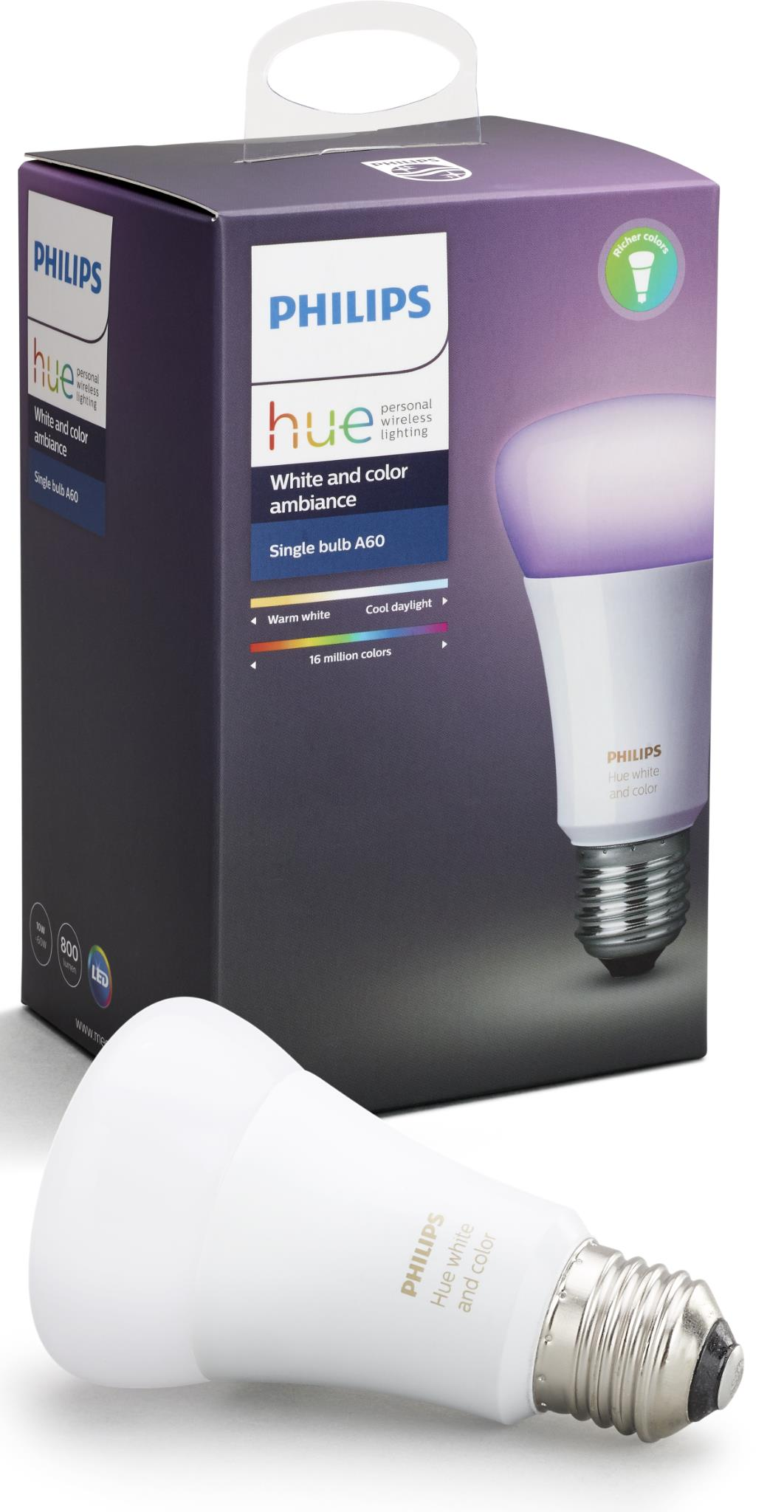 JB Education | Philips Hue A60 E27 Extension Bulb (White and
