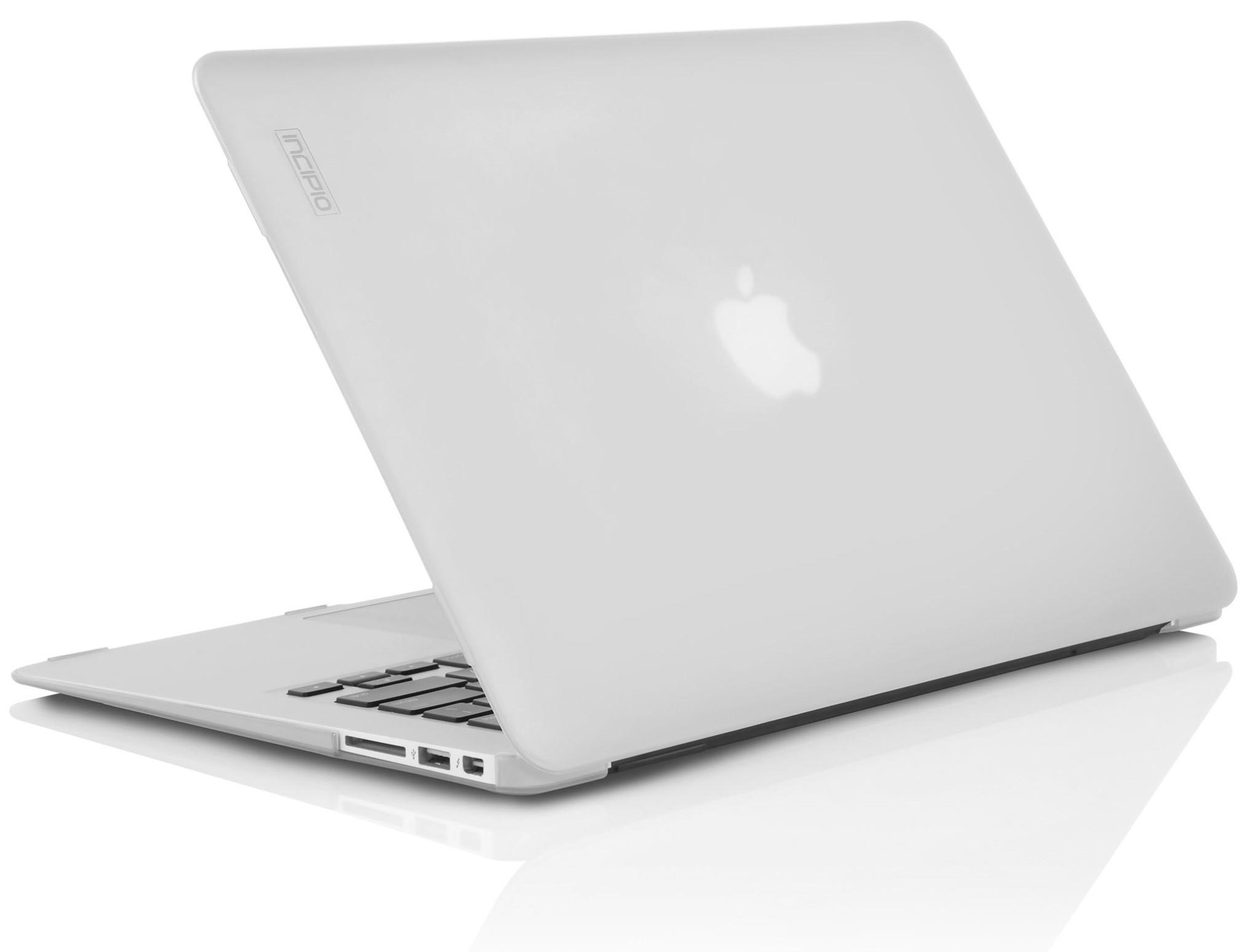 save off afd70 2defe JB Education | Incipio Feather Case for MacBook Air 13 (Frost)
