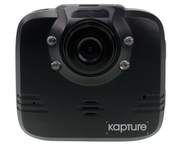 JB Education | Kapture KPT-350 2 4 HD In Car DVR with Motion
