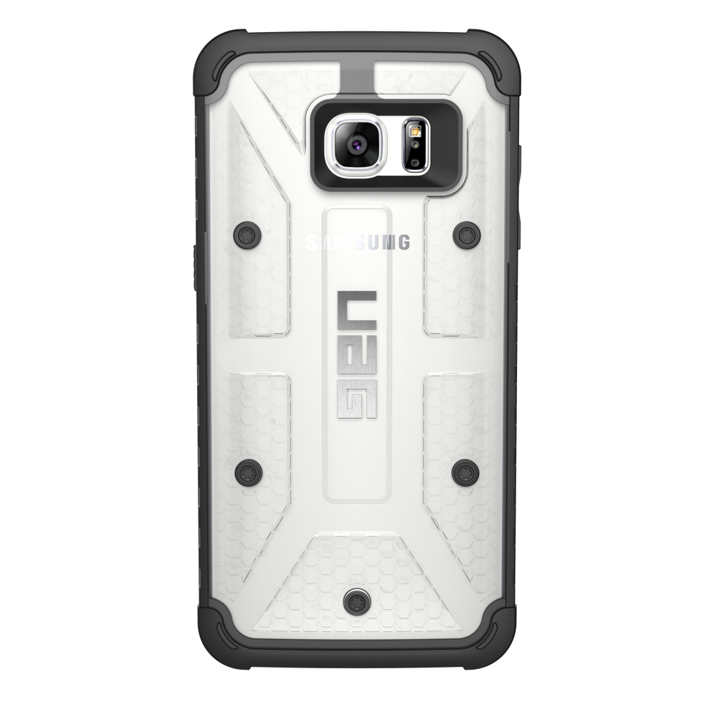 free shipping 4bd8f 025a2 JB Education | Urban Armor Gear Composite Case for Galaxy S7 Edge - Ice