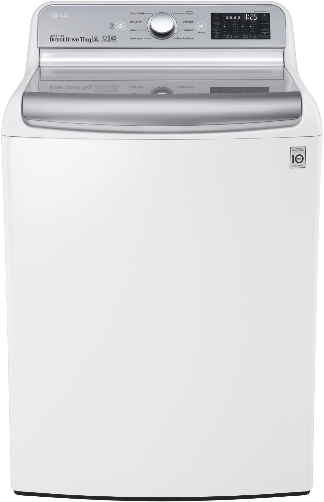 JB Education | LG WTR1132WF 11kg Top Load Washing Machine