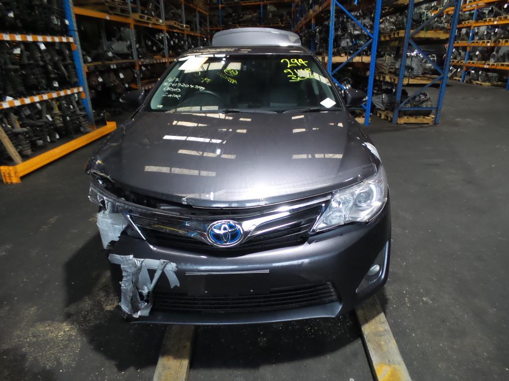 2013 Toyota Camry Fuse Box on