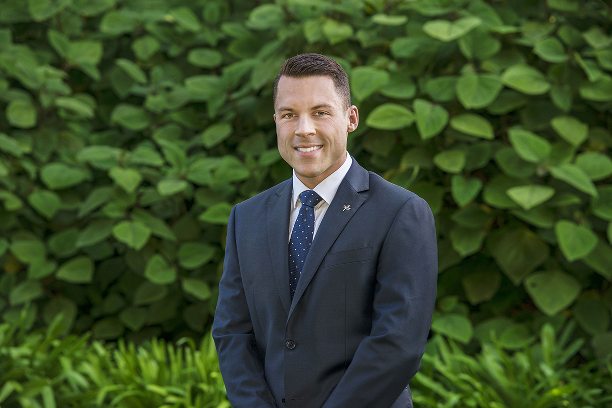 Michael Hingston