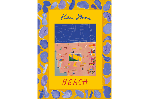 Book cover of Ken Done's Beach