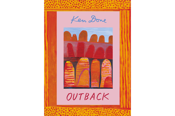 Book cover of Ken Done's Outback