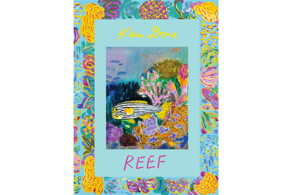 Book cover of Ken Done's Reef