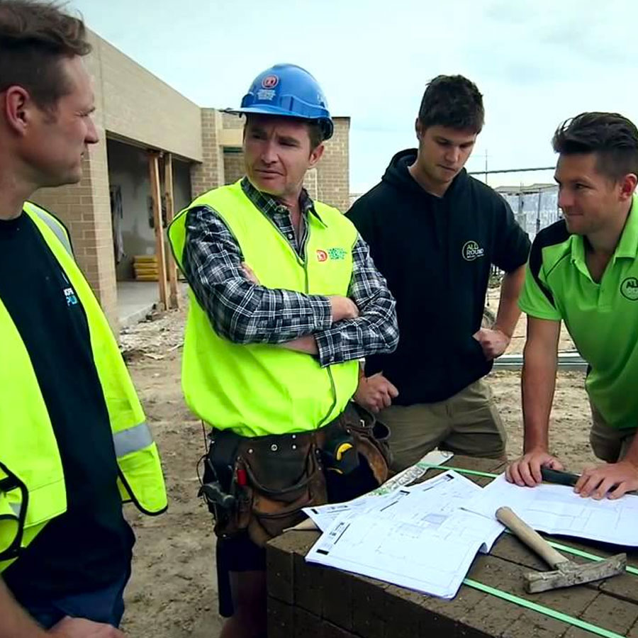 Australia: Tradesmen