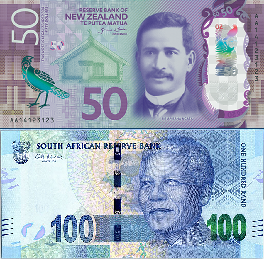 Two Brothers - The Rand and the New Zealand Dollar