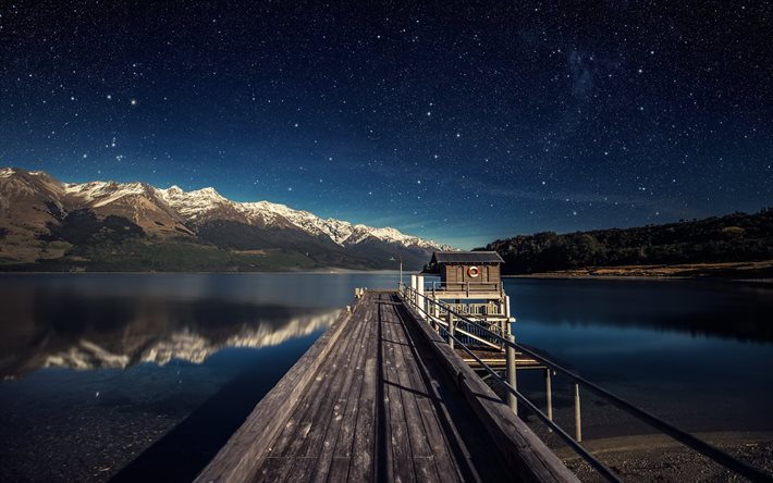 Queenstown - Where God Starting Showing Off