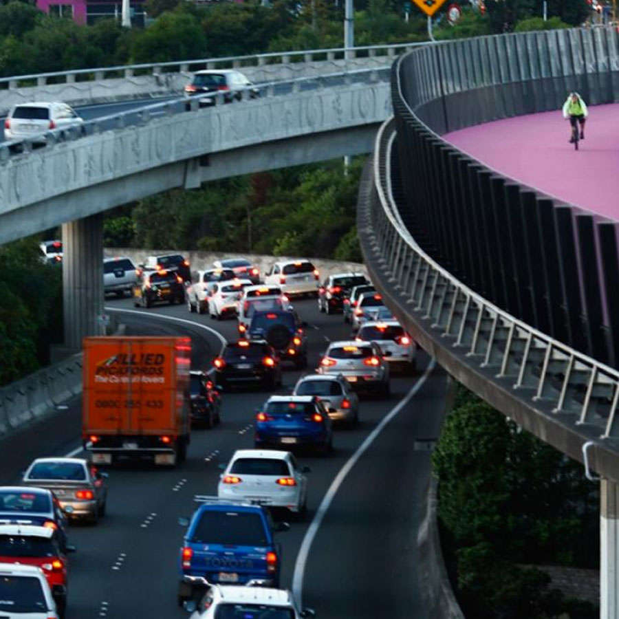 2024: Auckland's Decongestion