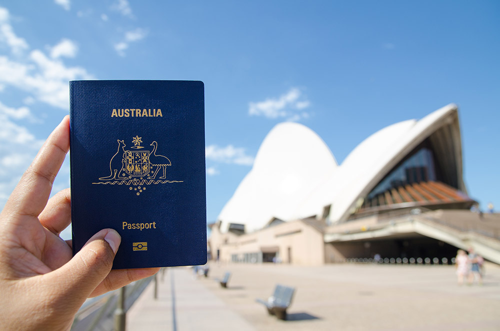 The Business of Australia is also Business