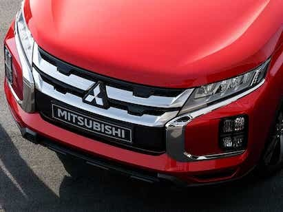 ASX Front Grille
