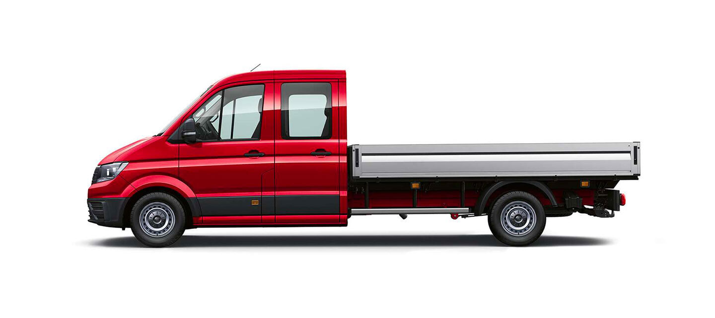 Crafter Cab Chassis Safety