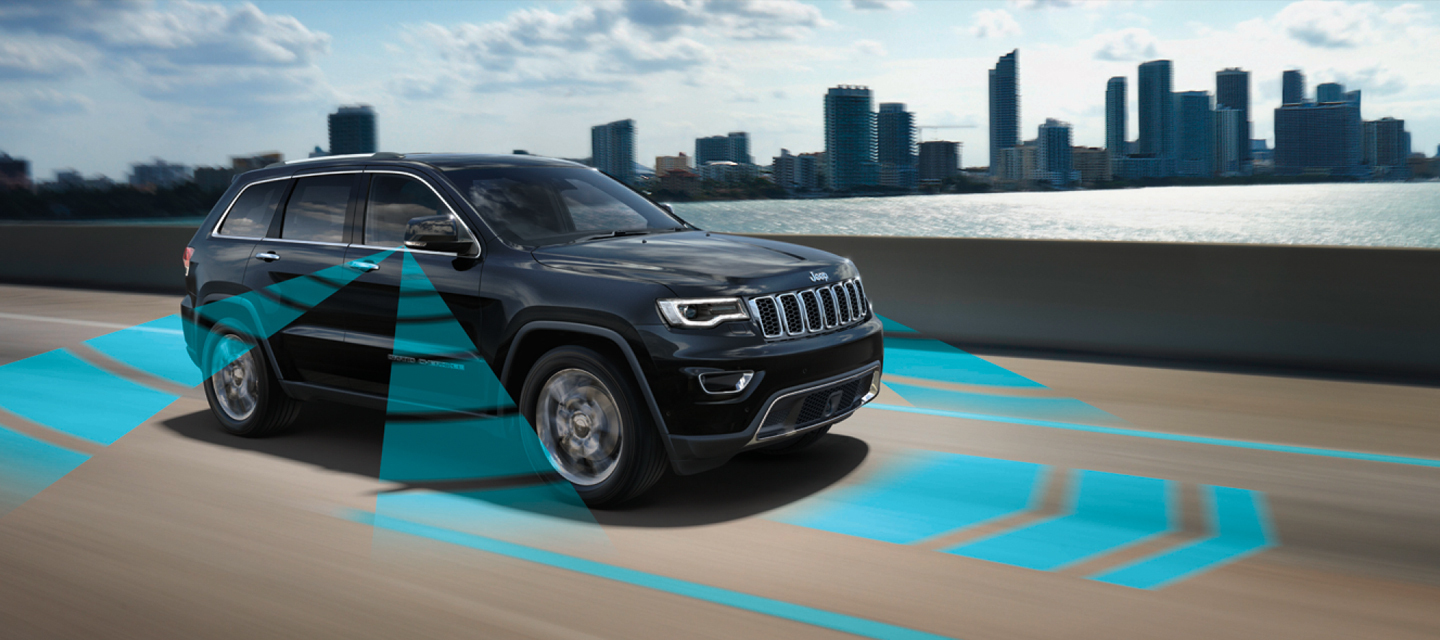 Grand Cherokee Safety Main Image
