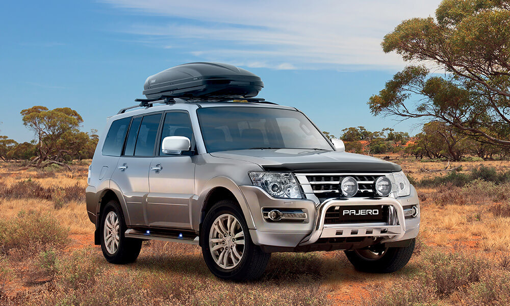 Pajero Accessories