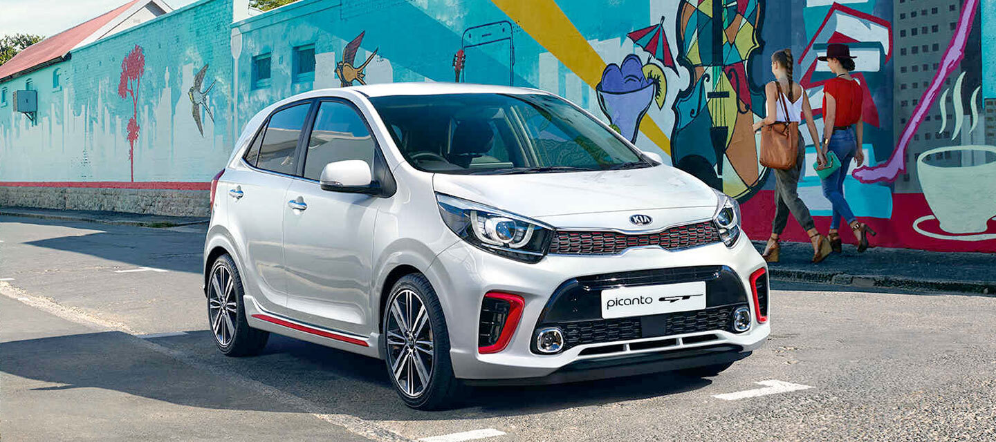 Picanto Exterior Main Images