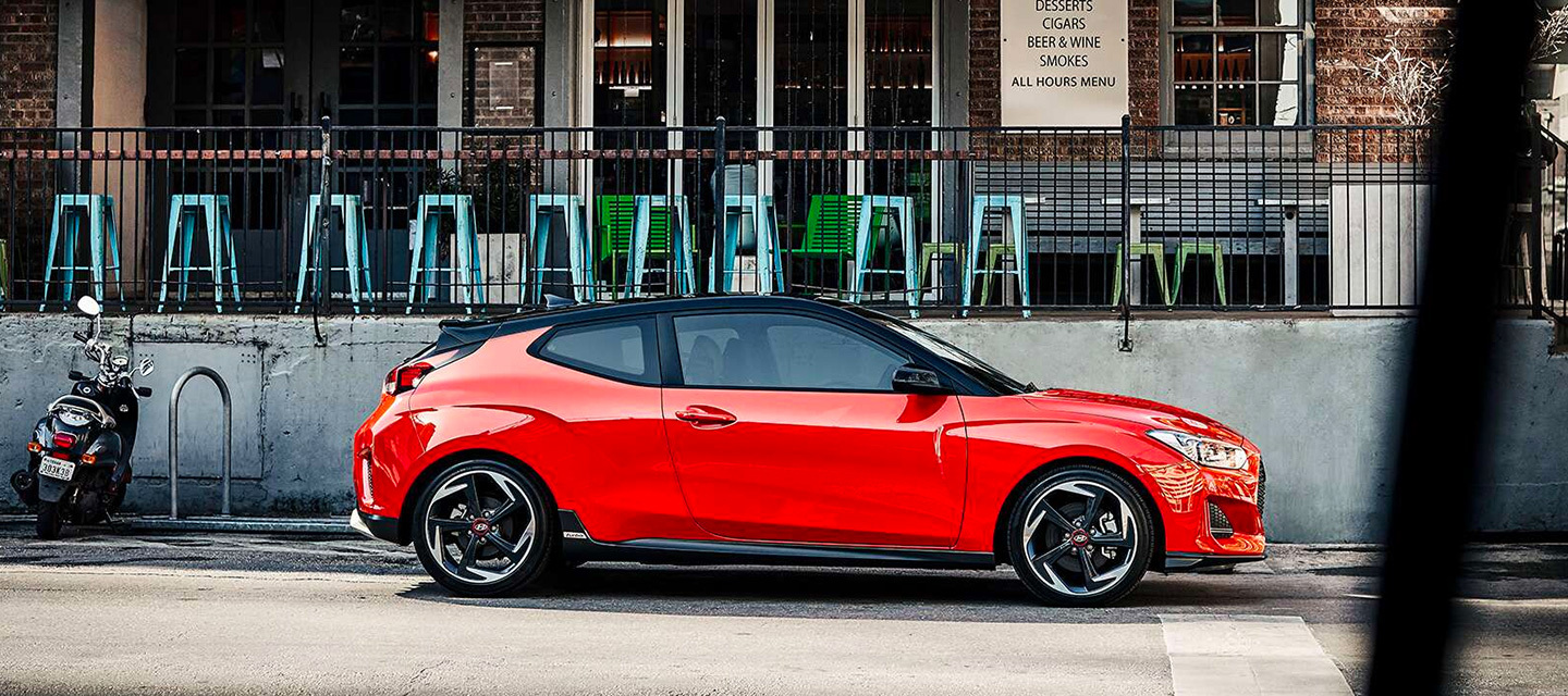 Veloster Exterior Images