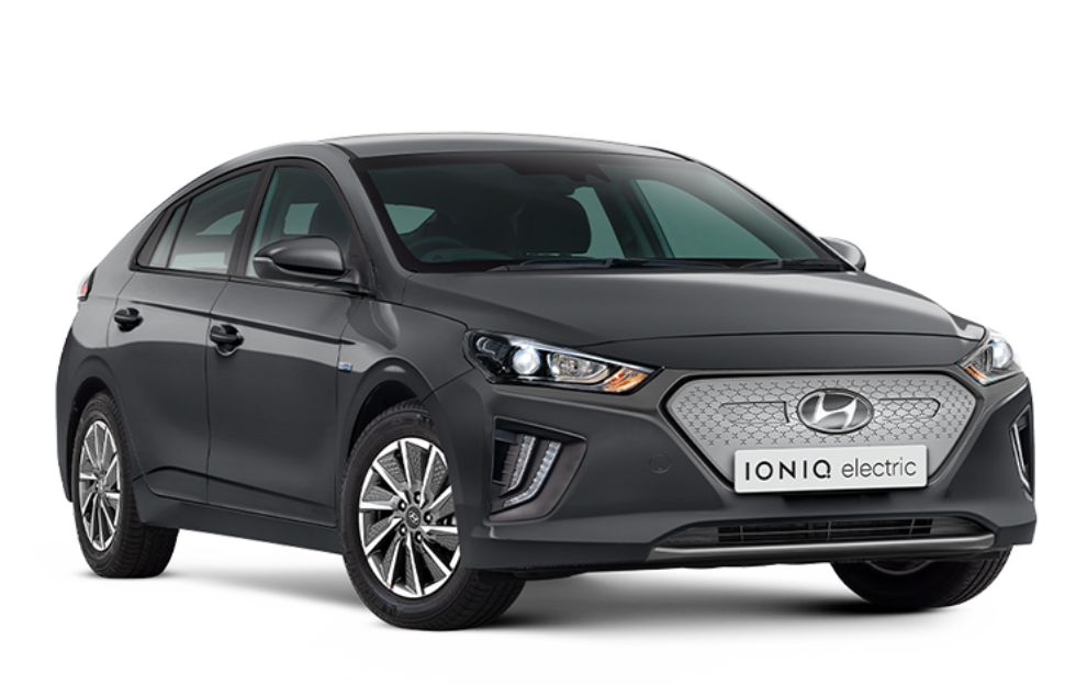 IONIQ Electric Elite - Iron grey