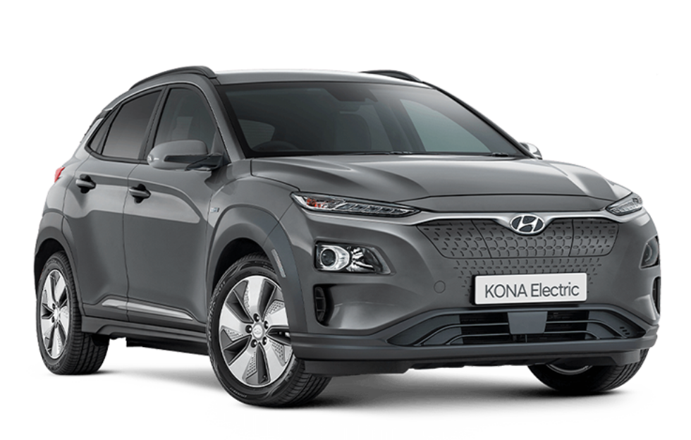 Kona Electric Launch Edition - Galactic Grey