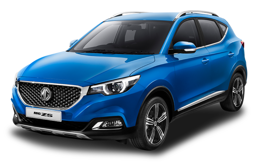 MG ZS Excite - Blue