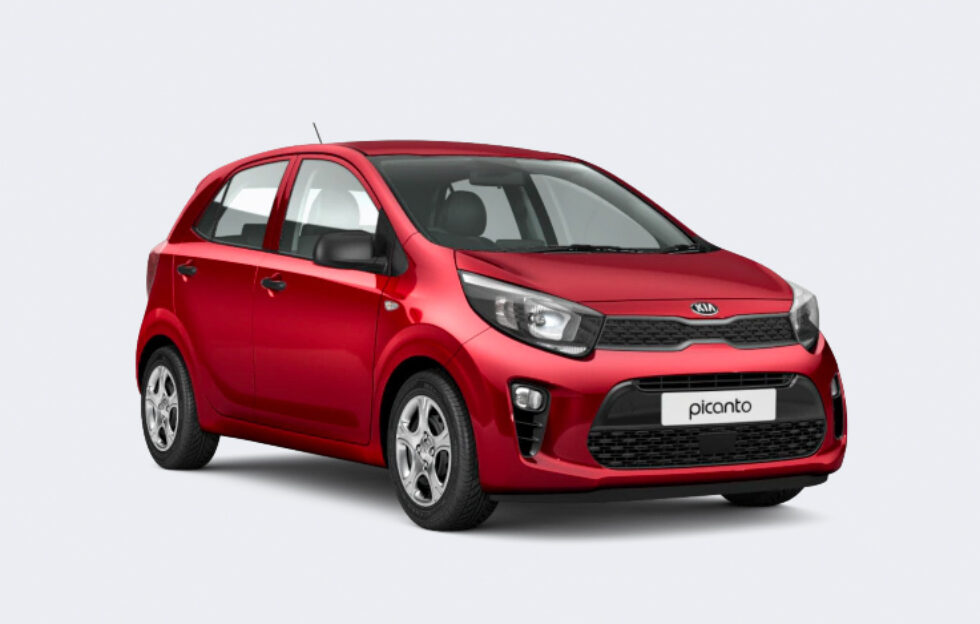 Picanto S - Signal Red