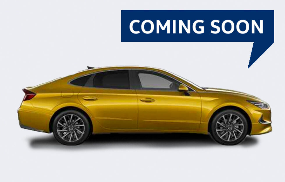 All-new Sonata - Yellow