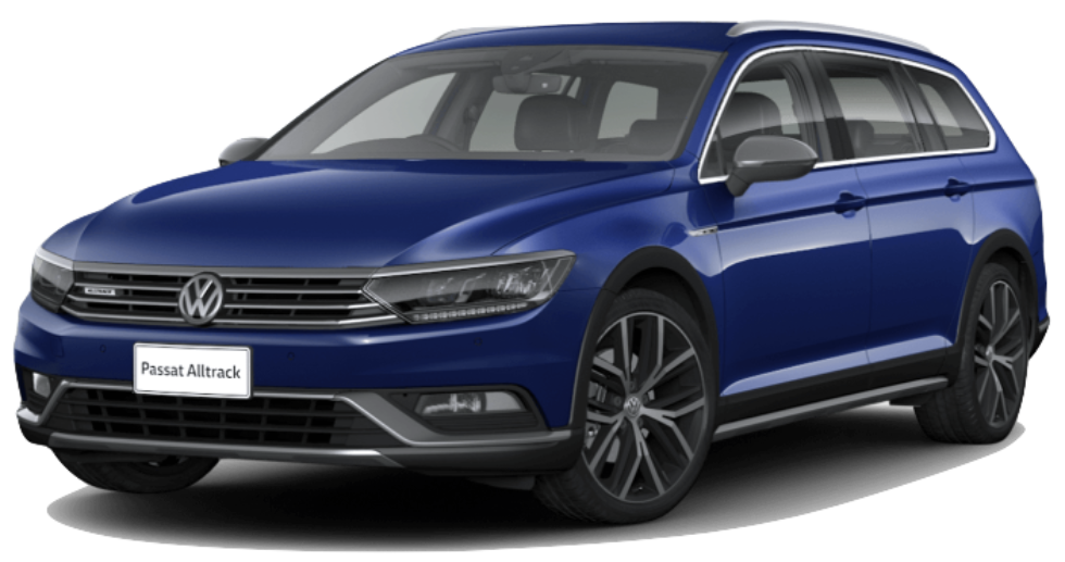 Passat Alltrack Wolfsburg Edition - Atlantic Blue Metallic