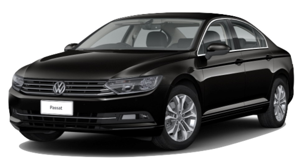 Passat 132TSI - Deep Black Pearl Effect