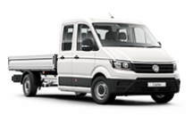 Volkswagen Crafter Cab Chassis