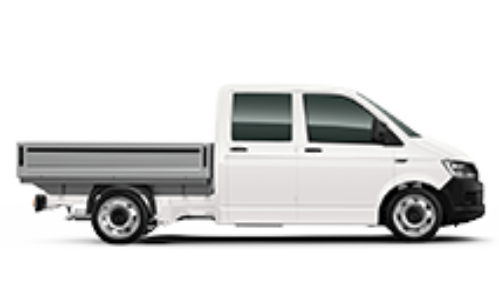Volkswagen Transporter Cab Chassis