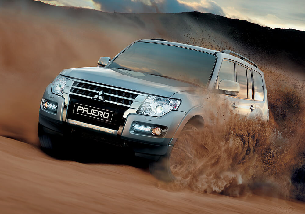 Pajero performance