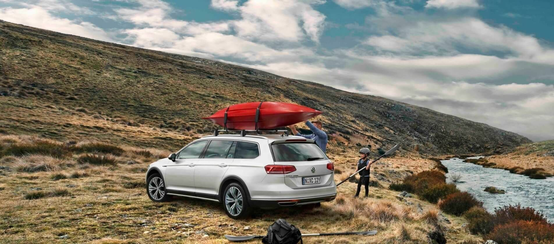 Passat alltrack accessories