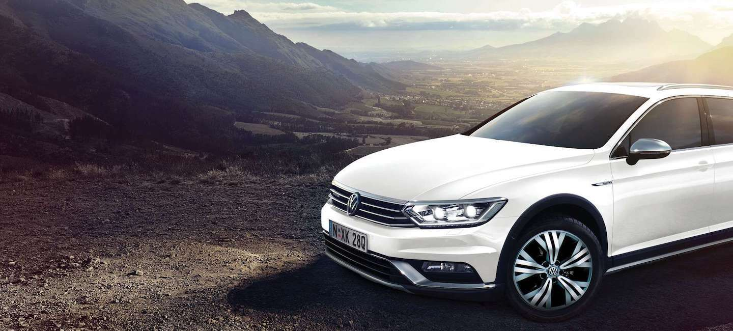 Passat alltrack performance