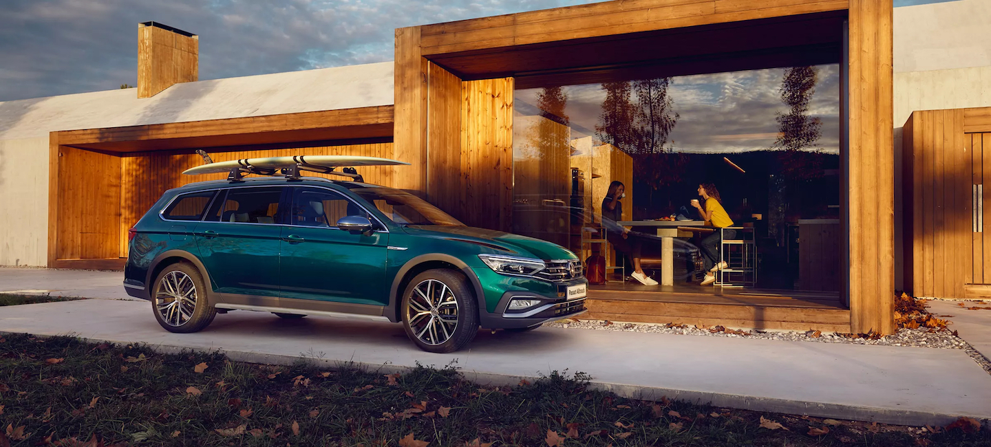 Passat alltrack safety