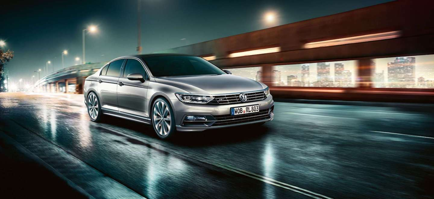 Passat safety