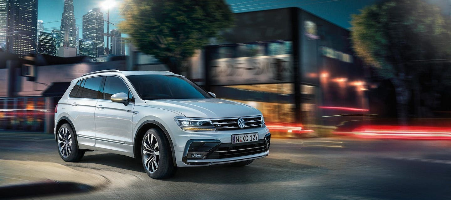 Tiguan performance