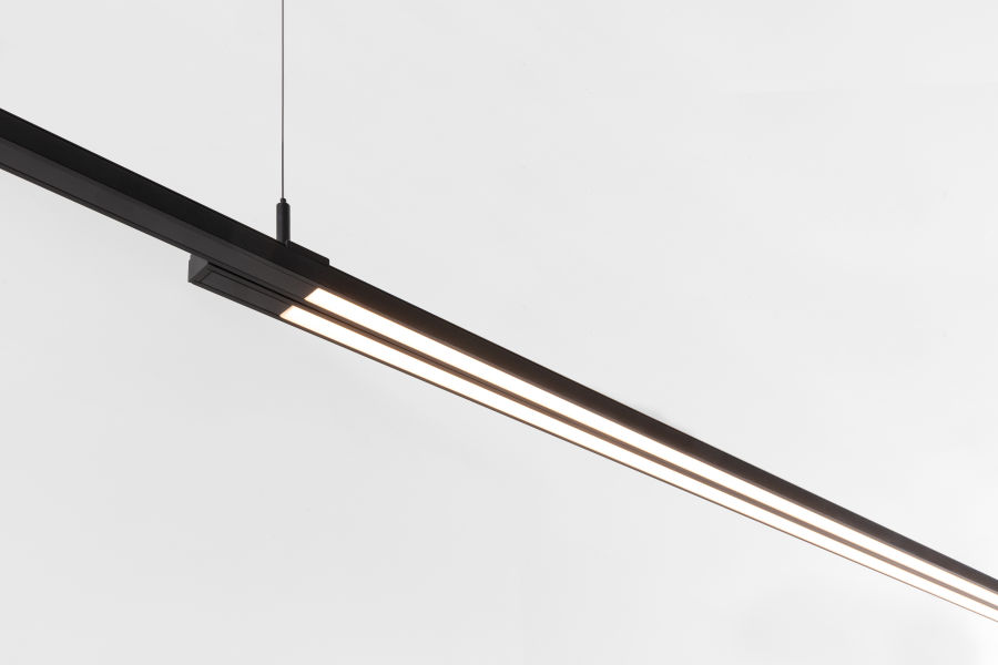 Pista susp twin 2xlinear led bl 05