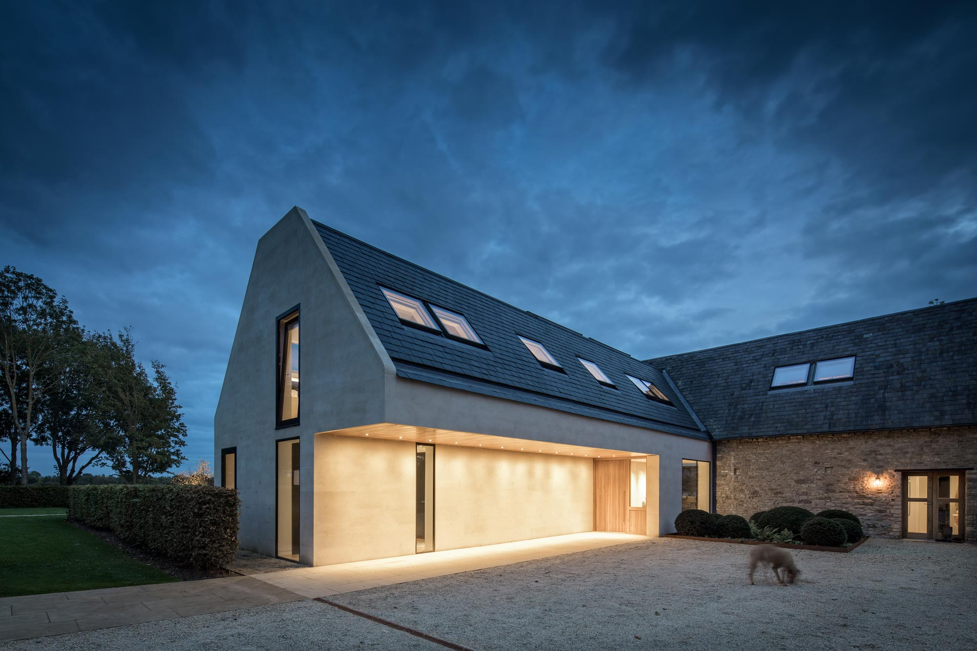 Private residence oxfordshire 00027