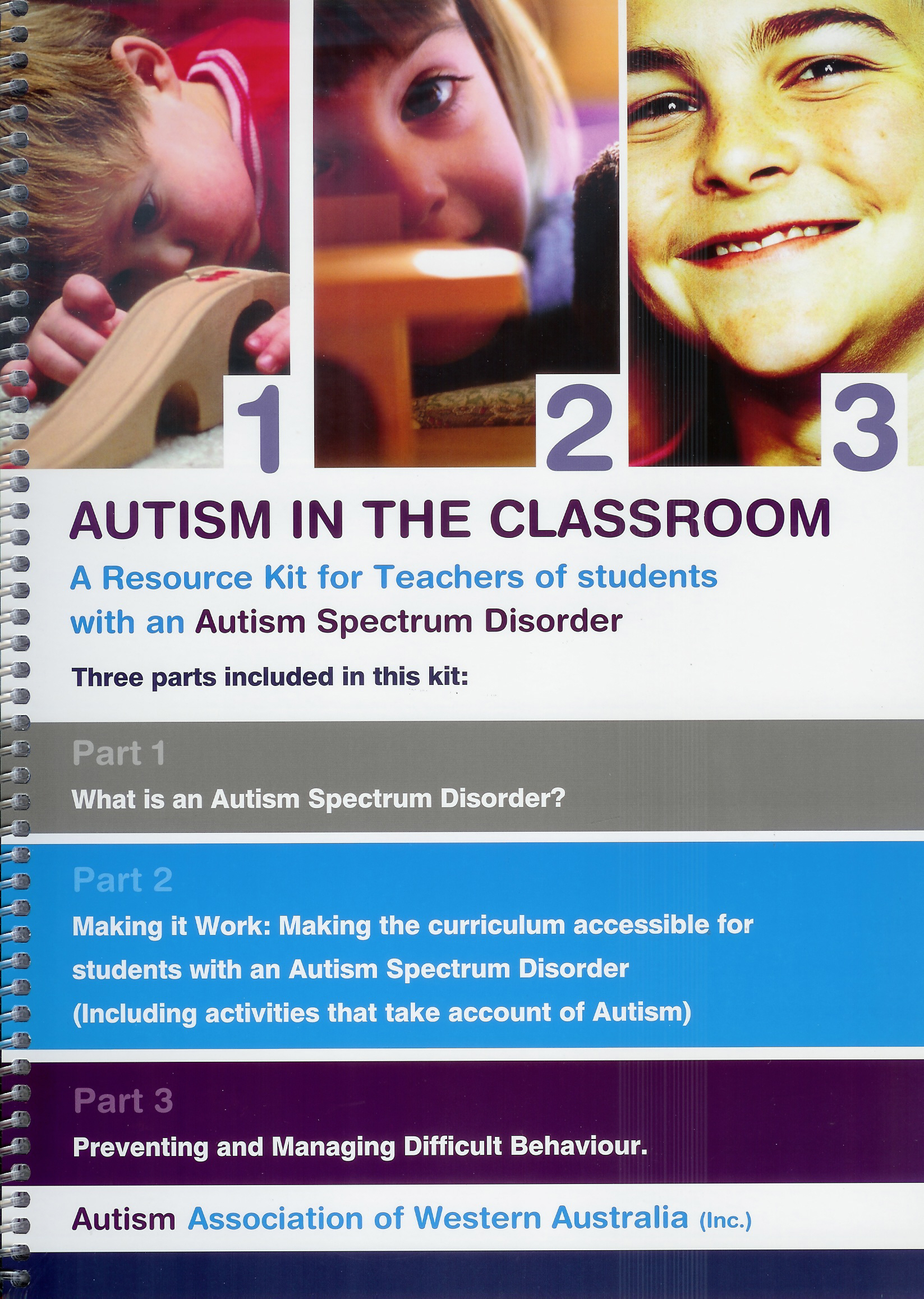 Publications Archives Autism Association of Western Australia